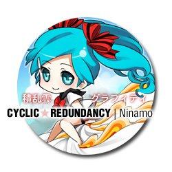 Vocaloid - Sekiranun Graffiti badge