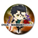 Fate/Zero - Lancer (Diarmuid) badge