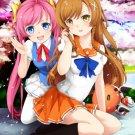 Culture Japan - Suenaga Sisters A3 print