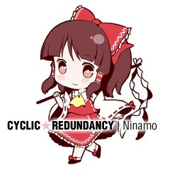 Touhou ~ Mountain of Faith - Reimu strap