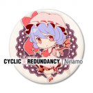 Touhou ~ Embodiment of Scarlet Devil - Remilia badge