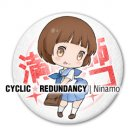 Kill la Kill - Mako Mankanshoku badge