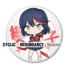 Kill la Kill - Ryūko Matoi badge