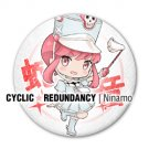Kill la Kill - Nonon Jakuzure badge