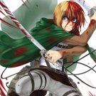 Shingeki no Kyojin - Armin A3 print