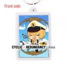 Free! Iwatobi Swim Club - Nagisa Hazuki keychain