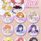 Love Live! ~mini units~ badge set (9)