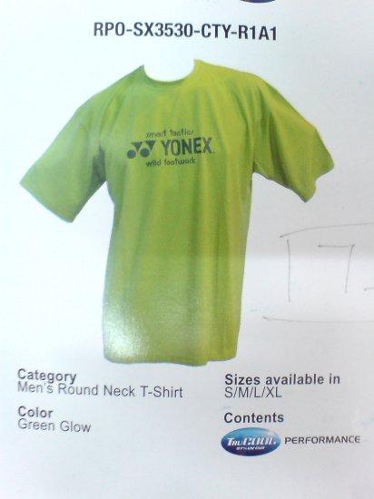 Yonex Men's Round Neck T-shirt