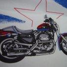 Valance, Boys Room Window Treatment, Racing Motorcycle