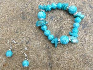 Bracelet & Earring set