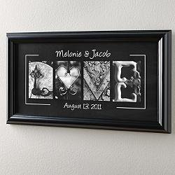 LOVE FRAME PERSONALIZE IT
