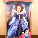 "DISNEY SNOW WHITE 17"" PORCELAIN KEEPSAKE DOLL"