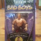 WWF Bad Boys Hunter Hearst-Helmsley Action Figure - Triple H - WWE