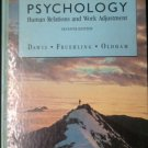 Psychology: Human Relations and Work Adjustment by Rosemary T. Fruehling,...