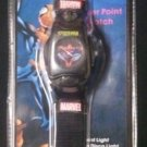 (NWT) Black Marvel Spiderman Kids Watch with Built In Compass