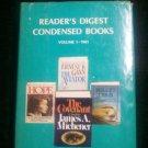 Reader's Digest Condensed Books Volume 1, 1981 (First Edition)