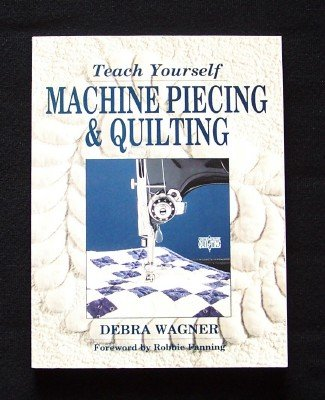 Machine Piecing & Quilting