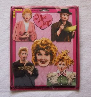 Lucy 5 Magnet Set