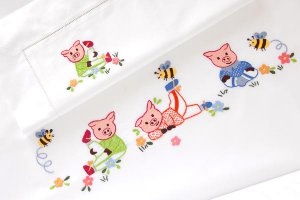 Piggy - Bedding Set
