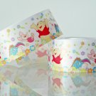 "1 Yard of 1"" Disney Winnie the Pooh Bear Satin Ribbon, Eeyore, Piglet, Headbands, Scrapbooks, R255"