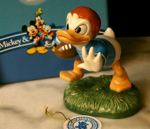 "Disney's Donald Duck ""No Fumbling Fowl"" RETIRED!"