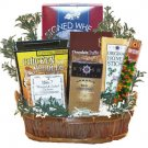 Get Well Wishes Adult Gift Basket