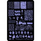 HD-G Nail Art Stamp Plate