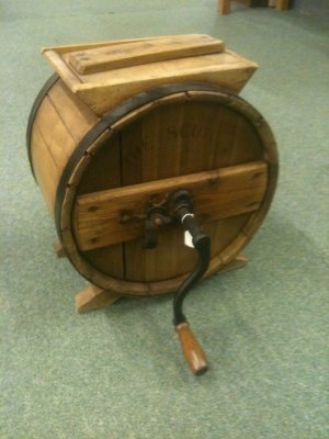 Victorian Butter Churn