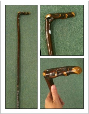 Handmade Walking stick