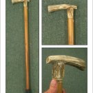 Bone Handled walking Stick