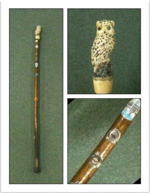 Handmade Walking Stick