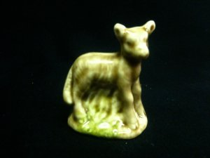WADE WHIMSIE Figure Figurine lamb, Set 6