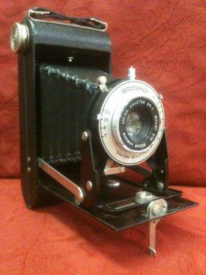 Kodak Brownie Reproduction