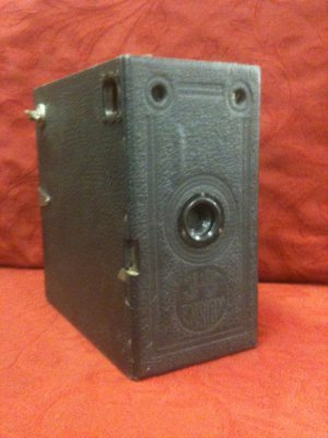 Ensign Box Camera