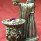 MYTH & MAGIC FIGURES THE TUDOR MINT THE VISIONARY (9cm tall)