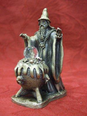 Tudor Mint Myth and Magic -The Cauldron Of Light (8cm Tall)