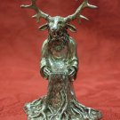 Pewter Figure of Hern The hunter (4cm Tall)