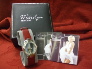 Marilyn Monroe Watch gift Box
