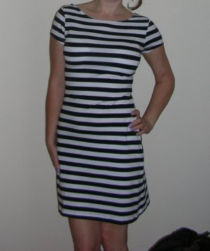 Victoria's Secret striped summer dress - small