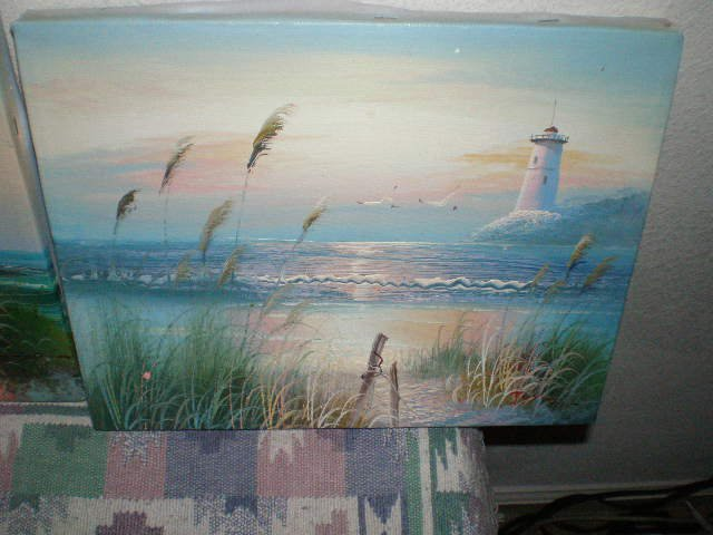 seascape paintings on canvas seascapelighthouse oil painting on canvas