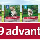 K9 Advantix II Up to 10 Months of Flea Control with KIT!!