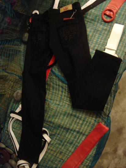 ** Black Skinny Jeans **