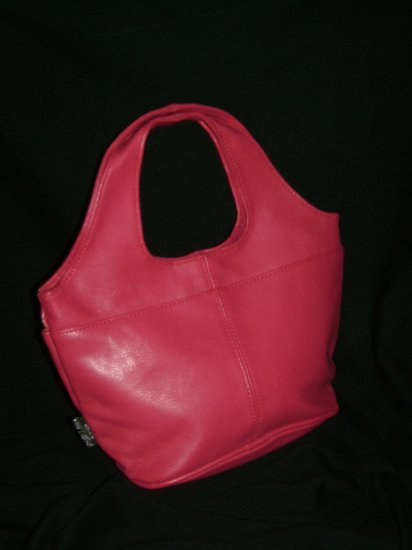 Red Perlini Handbag