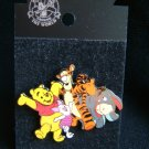 Disneyland PIN/BADGE (winne the pooh & friends)