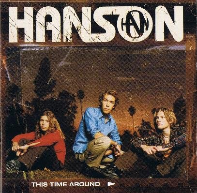 Hanson - This Time Around CD