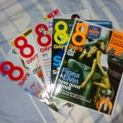 Old 8 days magazines