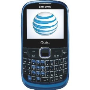 Samsung A187 Unlocked Phone QWERTY Keyboard, 1.3 MP Camera Music Player Speakerphone