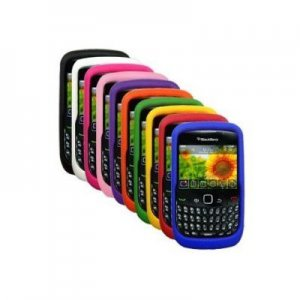 10 Silicone Cases for Blackberry Curve  8520 8530 9300 9330