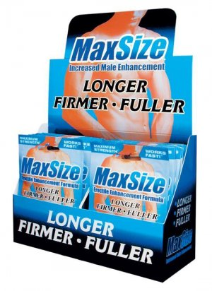 2 X Max Size 2 Pack enlarges