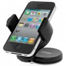 Universal Windshield Dashboard Car Mount Holder for Samsung, Apple iPhone 4S 4